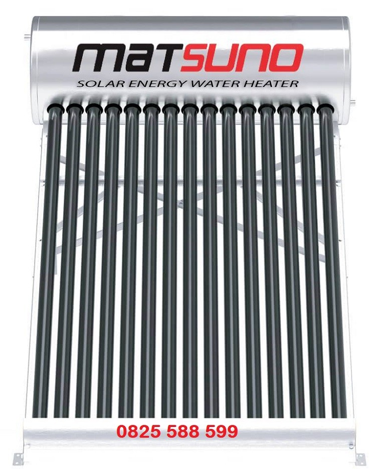 Máy nước nóng năng lượng mặt trời MATSUNO 200L