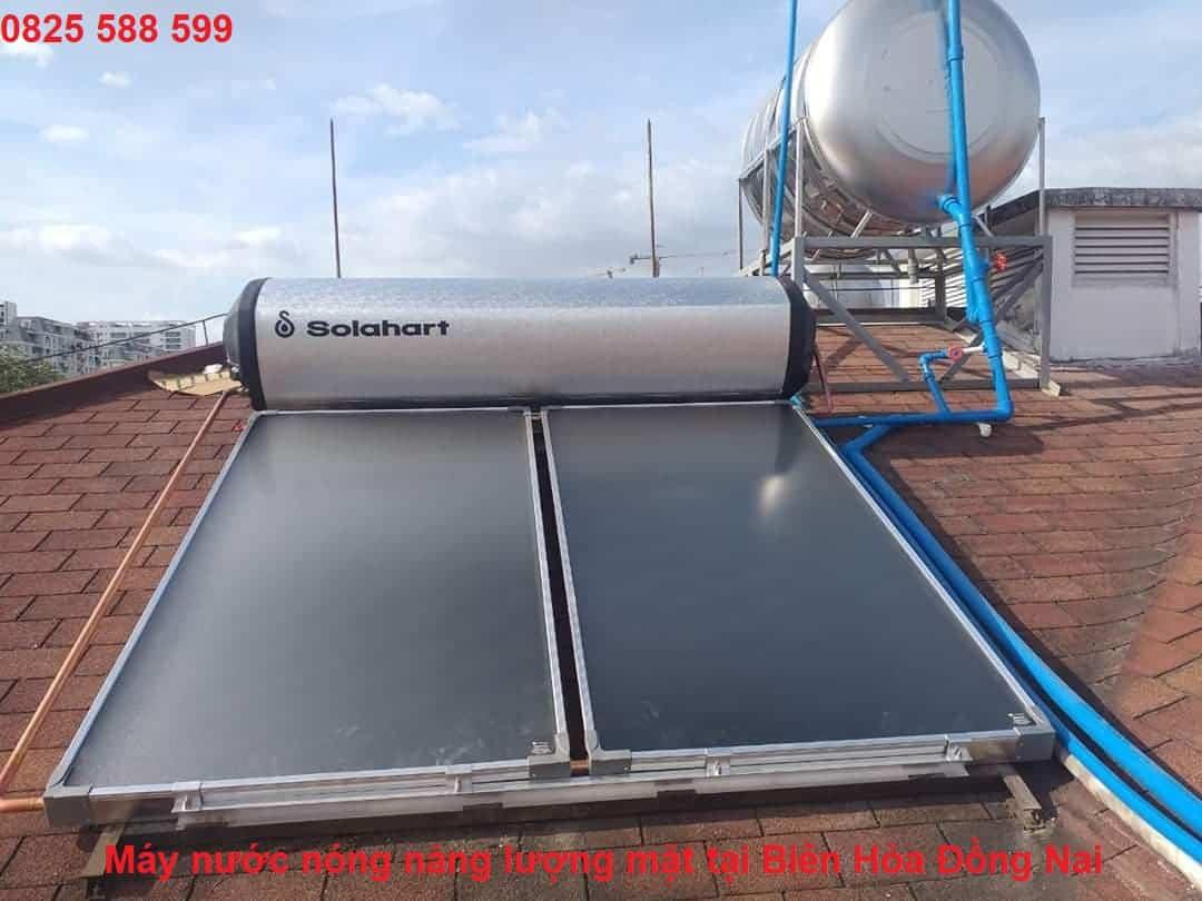 máy nước nóng năng lượng mặt tại Biên Hòa Đồng Nai