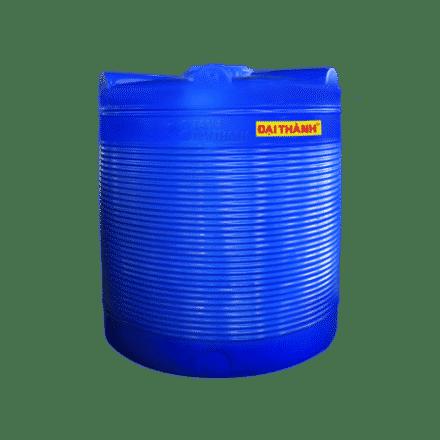 Bồn nước nhựa 3000 lít đứng Tân Á Đại Thành