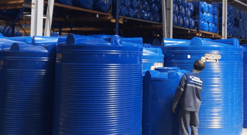 Bồn nước nhựa 5000 lít Đại Thành