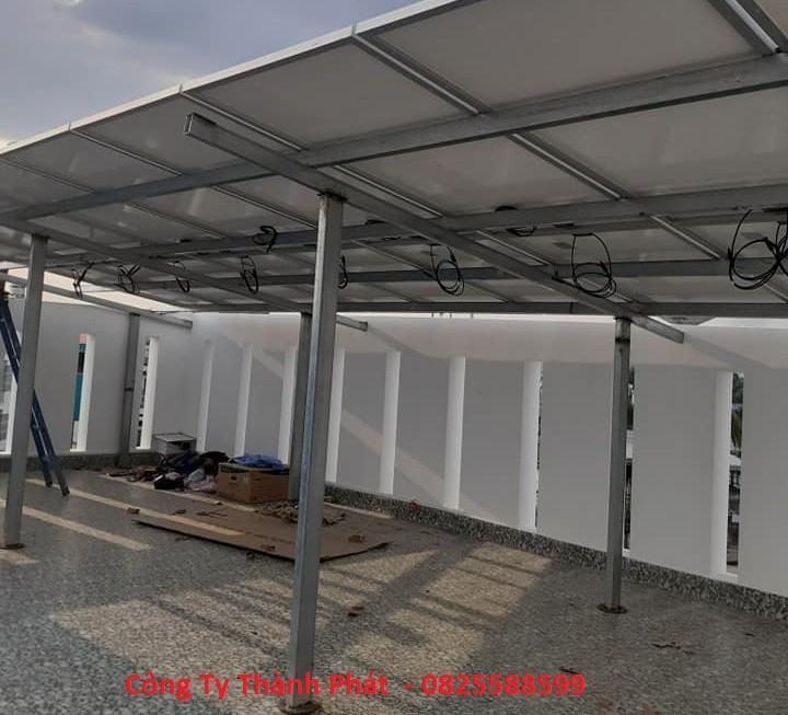 Lắp đặt hệ thống điện mặt trời tại Bình Dương