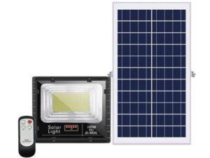 đèn năng lượng mặt trời jd 100w