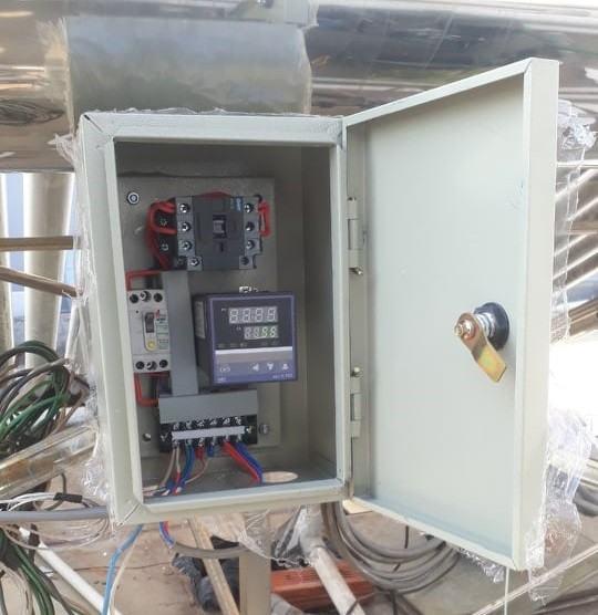 điện trở máy nước nóng năng lượng mặt trời