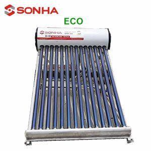 Máy nước nóng năng lượng mặt trời Sơn Hà 140 Lít Eco