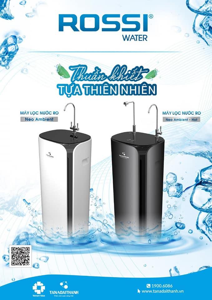 Máy lọc nước RO Tân Á Đại Thành